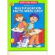 Multiplication Facts Made Easy 3-4 Write and Reuse Workbook